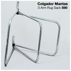 COLGADOR PARA MANTAS STUBBS