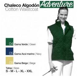 CHALECO ADVENTURE
