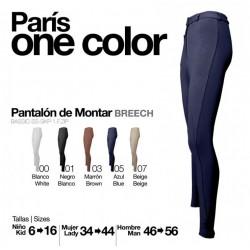 PANTALÓN PARIS - UNICOLOR