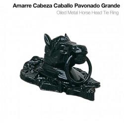 AMARRE CABEZA CABALLO PAVONADO