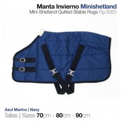 MANTA INVIERNO MINISHETLAND