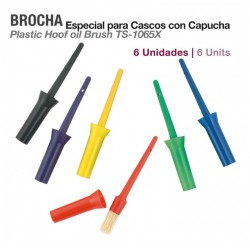 BROCHA PARA CASCOS CON CAPUCHA